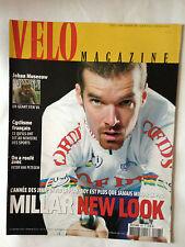 VELO MAGAZINE N°407 AVRIL 2004 MILLAR NEW LOOK