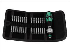 Wera - Kraftform Kompakt 60 RA Ratcheting Bit Holder Set of 17