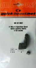 Quickboost 1/32  F-16A/C Ejection Seat with Safety Belts # 32002