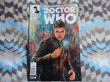 Doctor Who.New Adventures with the Tenth Doctor.#1. Titan Comics