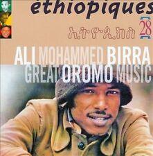 NEW Ethiopiques 28: Great Oromo Music (Audio CD)