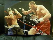 David Price Signed Large Boxing Photograph 4