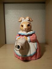 Heritage Mint LTD Collection ceramic Teapot Bunny design
