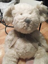 "Russ vintage Millennium Teddy Bear 2000 18"" Plush Soft Toy Stuffed Animal"