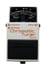 Boss TU-3 Chromatic Tuner Guitar Effect Pedal
