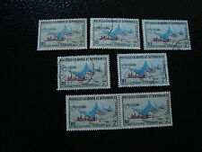 NOUVELLE CALEDONIE timbre yt n° 302 x5 obl et2n** (A4) stamp new caledonia