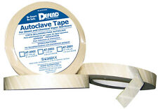 """DEFEND 1"""" x 60 yds Autoclave Sterilization Indicator Tape Tattoo clean Supply"""