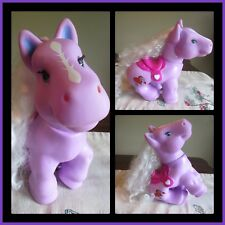 My Little Pony   FAKIE Cabbage Patch LARGE Lavender Sitting CPK  Hearts White