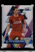 2019-20 Topps Crystal #59 UEFA Champions League Trent Alexander-Arnold 📈 Invest