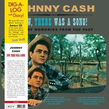 Johnny Cash - Now, There Was a Song! 180g Vinyl LP + CD
