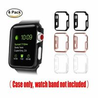 For Apple Watch Case 38mm iWatch Apple Watch Series 3 2 1 Slim Cover Bumper