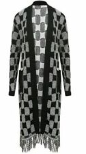 Polyester Unbranded Medium Knit Plus Size Jumpers & Cardigans for Women