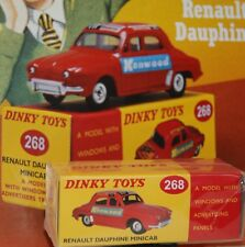 1/43 Collezione Dinky Toys Renault Dauphine Minicab