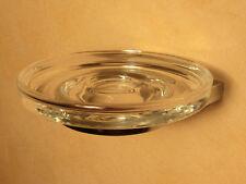 Keuco Moll Seifenablage 12755 chrom mit Echtkristallglas, 12755019000