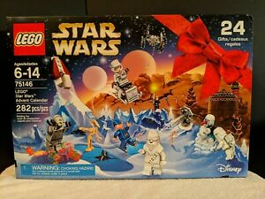 LEGO 75146; Star Wars Advent Calendar 2016 (NEW, FACTORY SEALED)