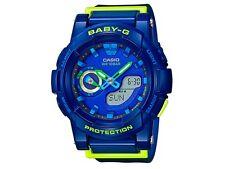 Casio Baby-G * BGA185FS-2A Anadigi Runner Deep Blue Women COD PayPal