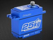 Power HD Waterproof Metal Case Digital Servo 25Kg/0.14Sec @7.4V  RC Crawlers