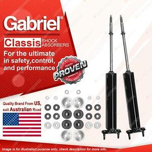 2 x Front Gabriel Classic Shock Absorbers for Ford Fairlane Torino 66-71