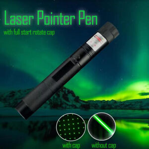 Laser Pointer Pen LED Flashlight Portable For Outdoor Hiking Pet Interaction