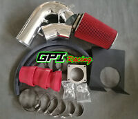Red 97-03 Ford F-150/F-250 Expedition Lincoln Navigator 4.6L/5.4L V8 Air Intake