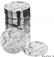 2021 - WallStreetBets 1oz .999 Fine Silver BU Round - Blockchain Mint PRESALE