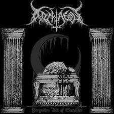 Archaeos – Forgotten Art Of Sacrifice (CD, 2016) Greek Black Metal