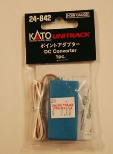 Kato Unitrack 24842 * DC Converter (1 Pc.)