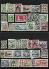 Collection of Cook Islands. Includes some Niue.
