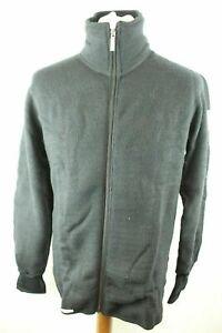 Woolpower Full Zip Jacket 600 Herren Fleecejacke Herren schwarz Outdoor Gr.L Neu