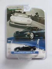 Greenlight 1:64 General Motors 2 - Chevrolet Corvette C6 2013 Brand new