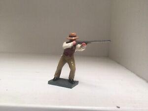 Boxer Rebellion. European Civilian defender Trophy of Wales 54 mm metal soldiers