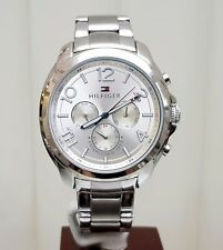 TOMMY HILFIGER Mens Watch Day & DATE RRP £189 Multi dial (TH3