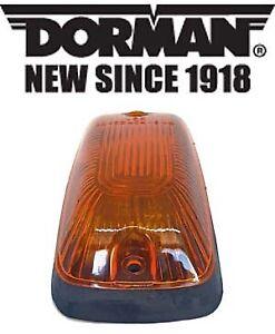 Dorman Roof Marker Light For Kodiak Topkick Chevy GMC Truck With Gasket