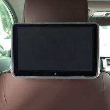"10.1"" HD Touch Screen Car Headrest Monitor DVD Player SD/USB/FM"