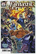 Fantastic Four # 17 Venom Island Variant NM Marvel