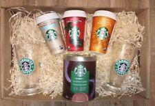 Starbucks Gift Set Chocolate coffee hand made mugs Gift Wrapped Christmas