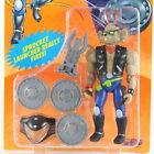 Biker Mice From Mars Galoob 25510 Throttle W/ Sprocket Launcher 1993