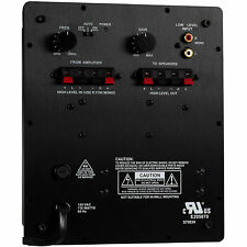 NEW Subwoofer Amplifier.70w.Speaker Amp.Replacement.Woofer BASS Power Plate.
