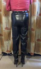 Latex Jacke Gummi Latexa, vintage, rot, Gr. XL/XXL