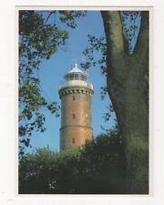 Jaroslawiec Latarnia Morska Poland Lighthouse Postcard 407a ^