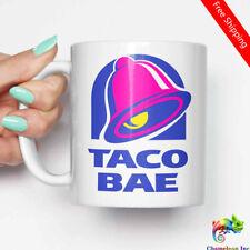 New Taco Bell Bae - Funny Mug, Gifts for Him Unique Mug Christmas Mug Gifts Cup
