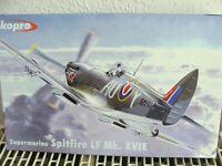 KOPRO Bausatz Supermarine Spitfire LF. Mk. XVIE im Maß 1:72-Rarität!