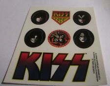 KISS STICKER NEW 2009 VINTAGE OOP RARE COLLECTIBLE