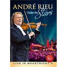 ANDRE RIEU Under The Stars Live In Maastricht V DVD BRAND NEW NTSC Region ALL
