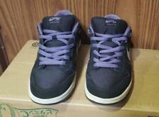 Nike SB Dunk Low Canyon Purple Wolf Grey Black Suede Size US 11