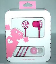 AIMEE WILDER EARBUDS HIGH QUALITY STEREO SOUND MODEL EB3731-PP
