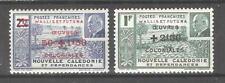 Wallis & Futuna 1944,Vichy Government Pétain,Scott # B8A-B8B,XF MNH**(K-8)