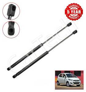 2x FOR HYUNDAI i10 HATCHBACK REAR BOOT GAS TAILGATE SUPPORT STRUTS 430719071200