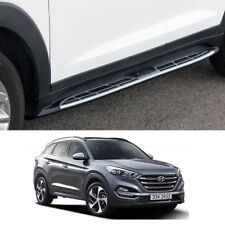 Side Step Nerf Cab Running Boards For Hyundai All New Tucson TL 2016~2017+