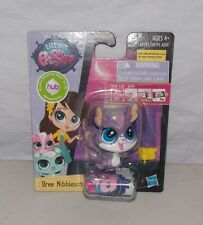 Littlest Pet Shop Bree Nibbleson Chinchilla #3653 New